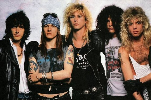 Guns n' Roses——《Sweet Child O' Mine》
